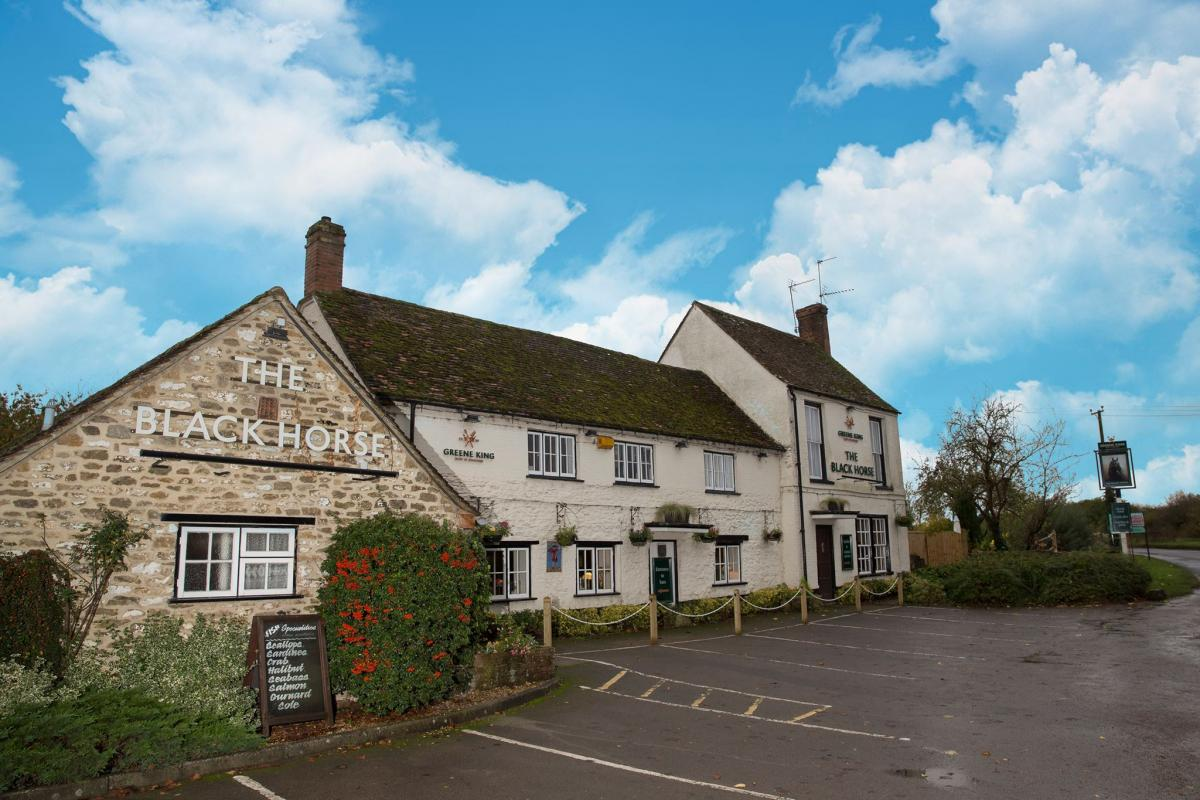 Landlady at Black Horse, Gozzards Ford, faked gas safety certificate ...