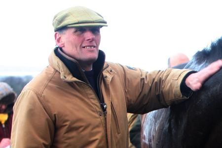 POINT-TO-POINT: Alan Hill saddles 300th winner in Kimble treble