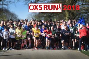 This weekend sees the return of the OX5 Run in support Oxford Children's Hospital - see you on the start line?