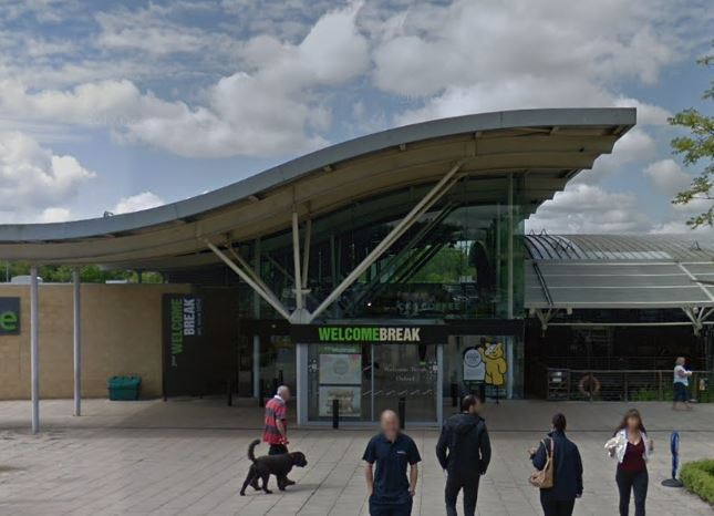 'Jamming device' car break-ins at M40 service stations