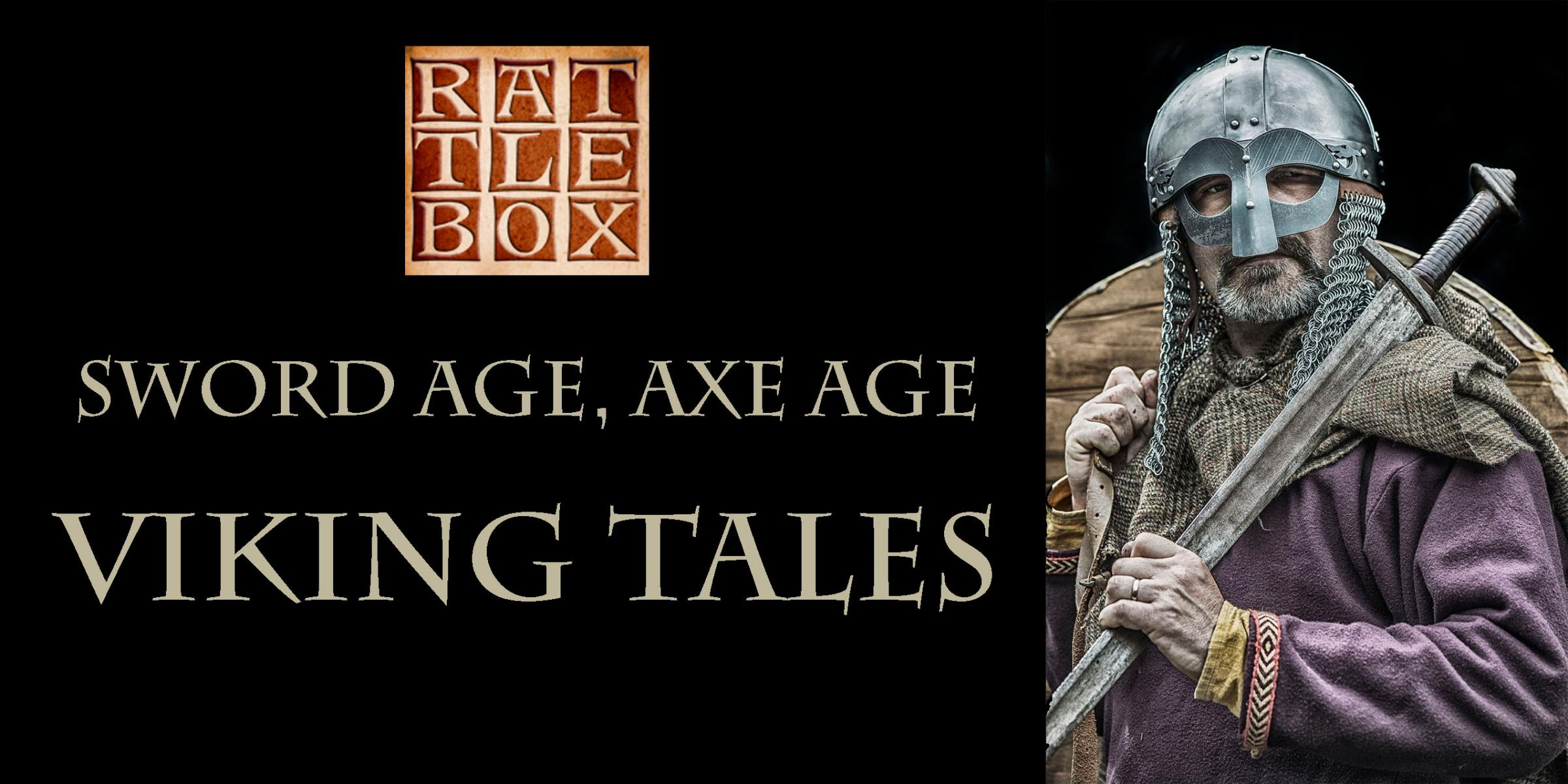 National Trust - 'Sword Age, Axe Age' Viking Stories