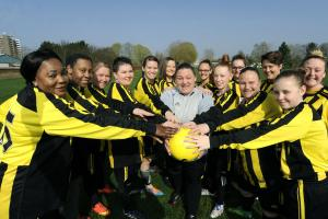 Mums on the ball for charity football tournament - see all the pictures here