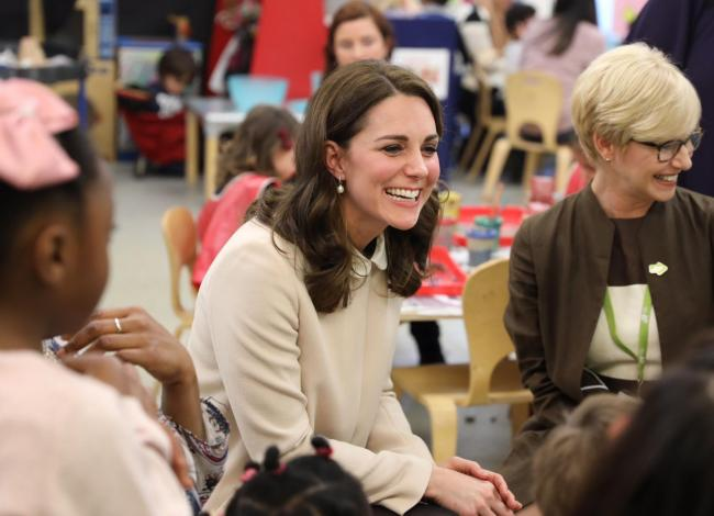 Duchess of Cambridge gives birth to baby boy