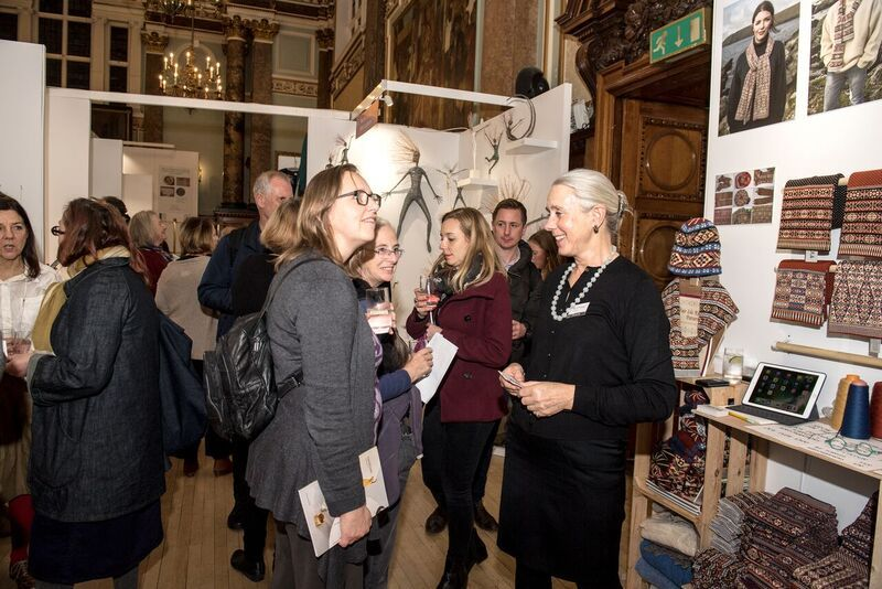 EXCITING: 90 artists who usually sell independently will collate in  Oxford's town hall to showcase to buyers who wouldn't see them otherwise