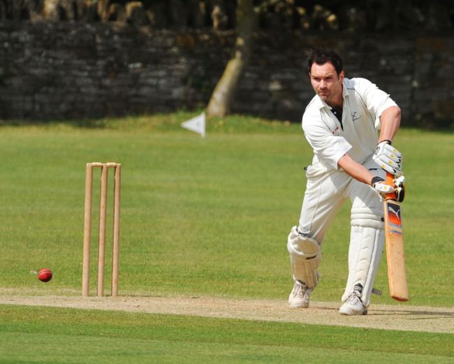 RUNS: George Redknap hit 41 for Stonesfield
