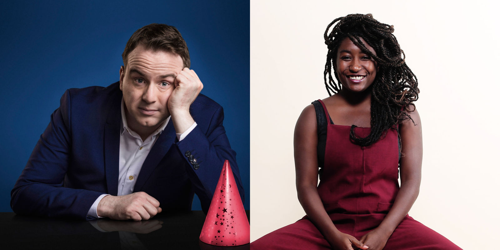 Edinburgh Comedy Preview Double Bill