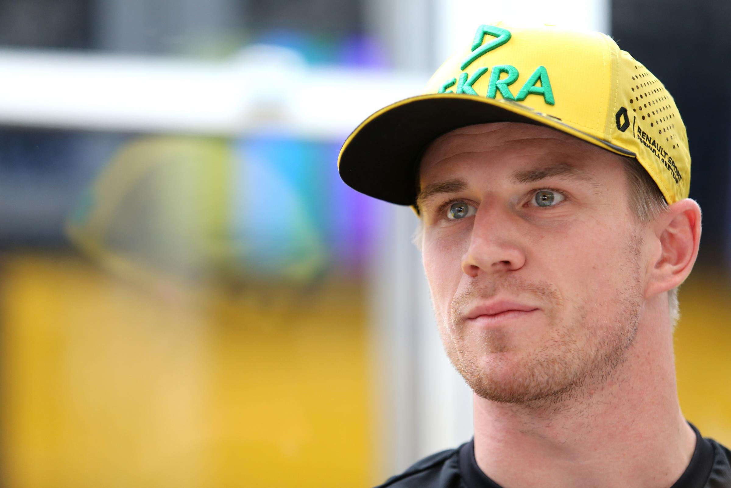 Renault's Nico Hulkenberg Picture: XPB/James Moy Photography Ltd