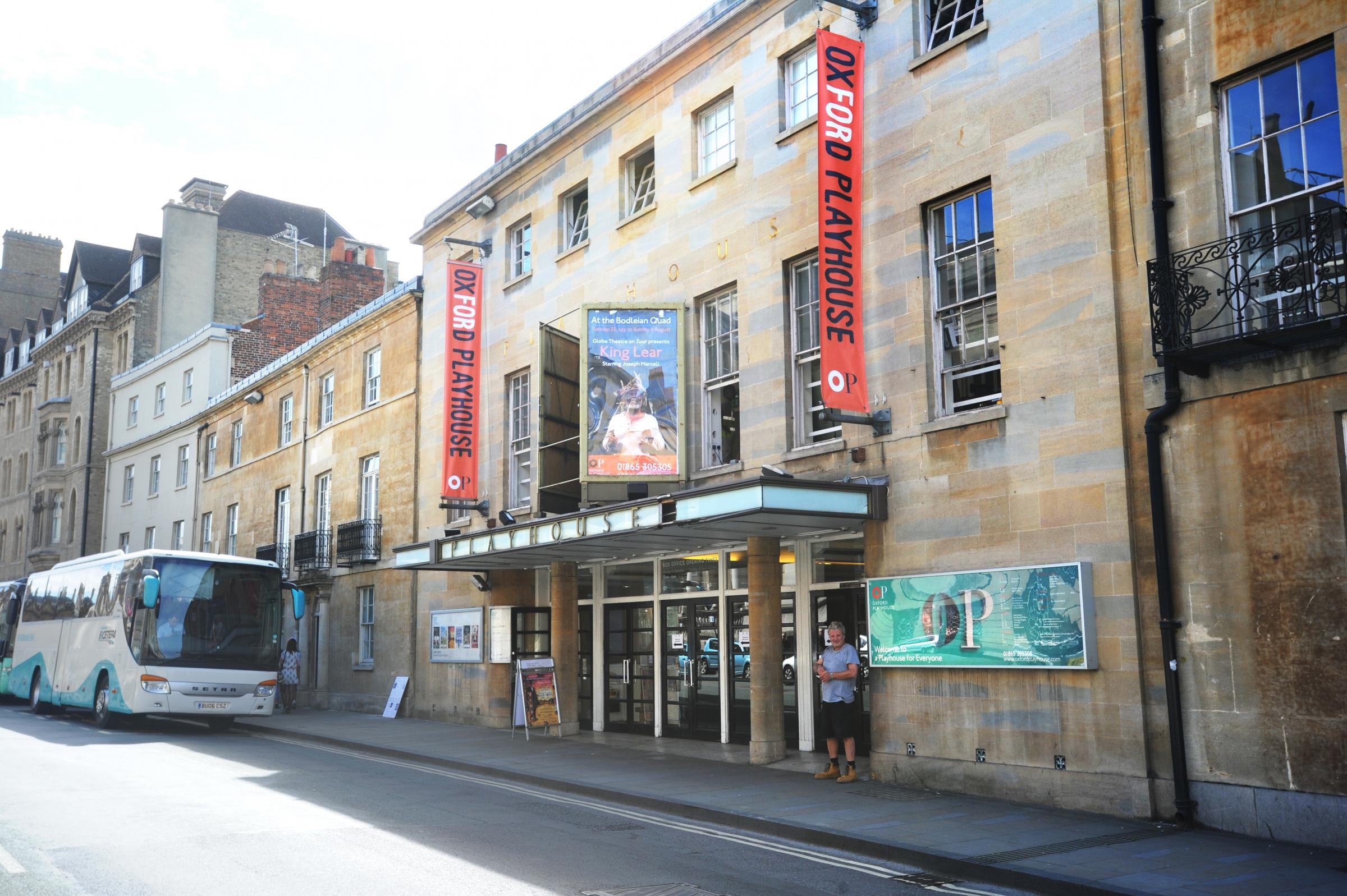 Oxford Playhouse wants your memories to help celebrate 80 years