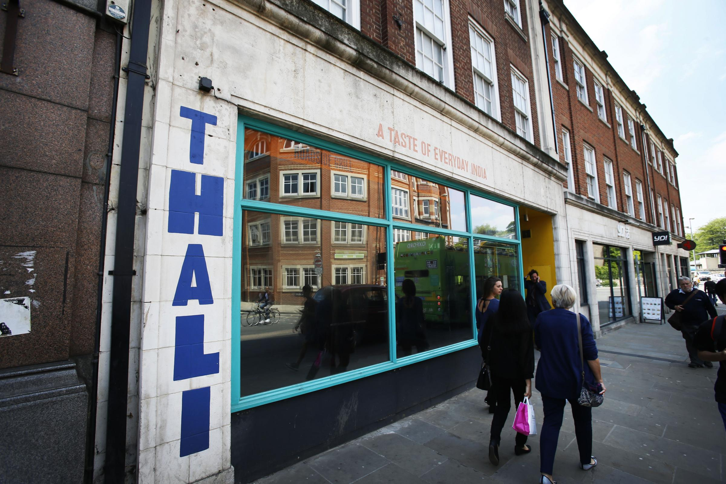 Hot Competition Forces Indian Street Food Restaurant Thali