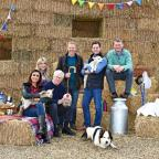 Oxford Mail: The Countryfile presenters have been granted permission to explore the grounds surrounding the royal estates of Windsor, Balmoral and Sandringham (Caroline Lott/BBC)