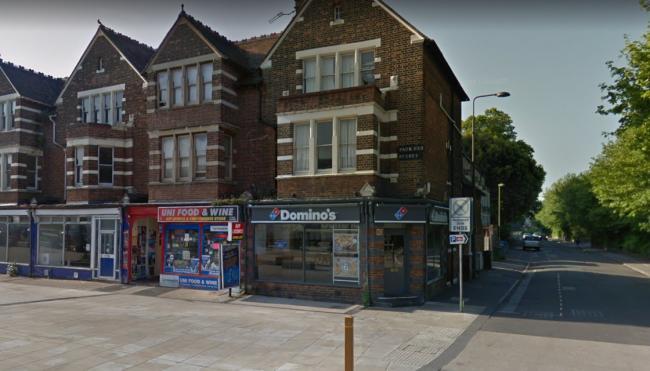 Gang Attack At Dominos Near Oxford Station Oxford Mail