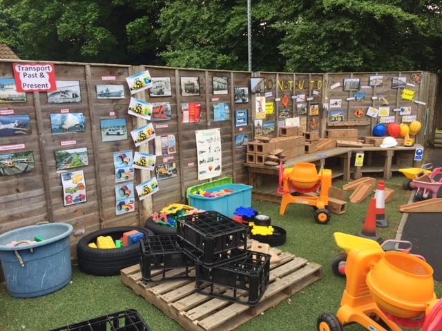 Children Help To Give Sandfield Day Nursery Garden A Mini Make Over