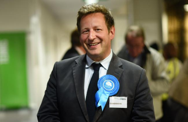 Ed Vaizey stands down as MP