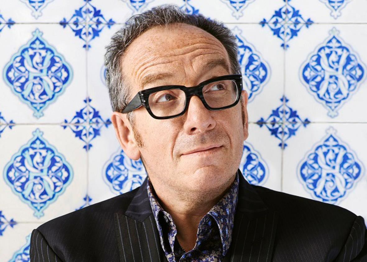 This year's model: Elvis Costello comes to Blenheim Palace for Nocturne Live                                                 Picture courtesy of Nocturne Live