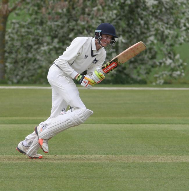Olly Clarke is brought into the Oxfordshire squad for the quarter-final