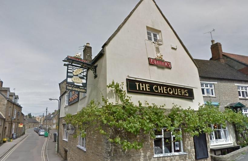 The Chequers pub, Chipping Norton. Picture: Google Maps