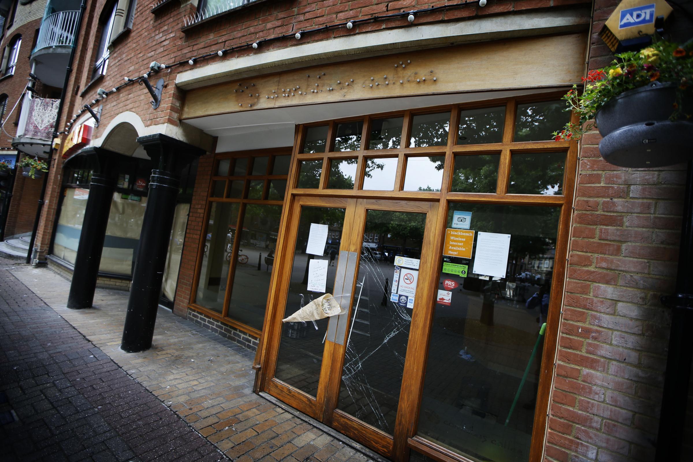 Oxfords Combibos Coffee Shop Has Shut Blaming Westgate