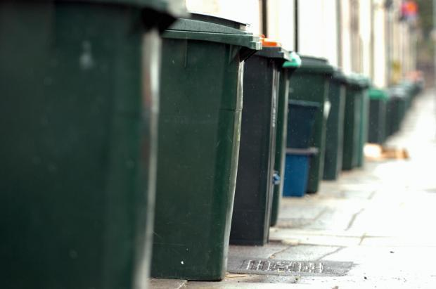 Council's green bin collections more successful than initially hoped