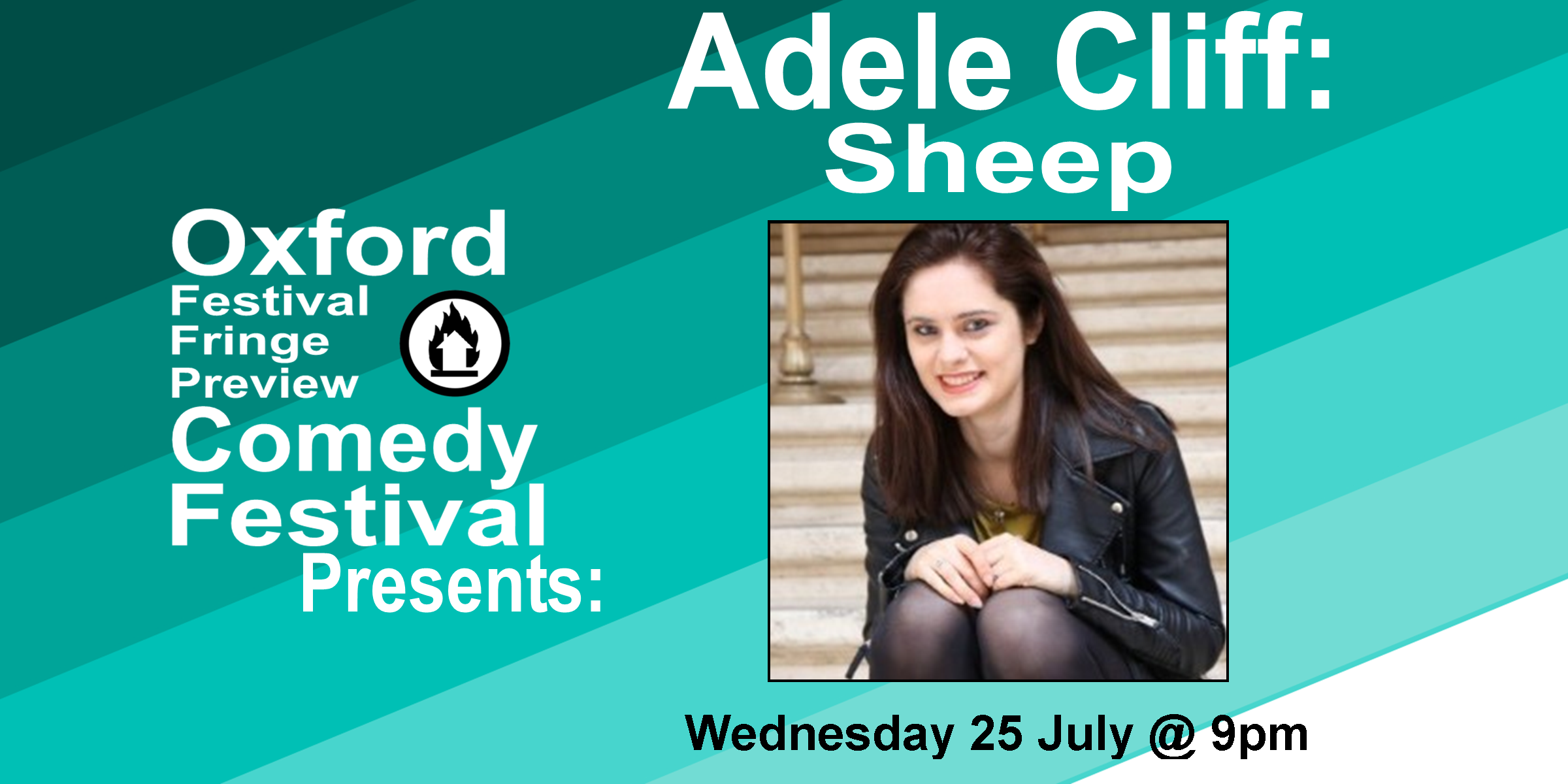 Adele Cliff: Sheep at the Oxford Festival Fringe Preview Comedy Festival