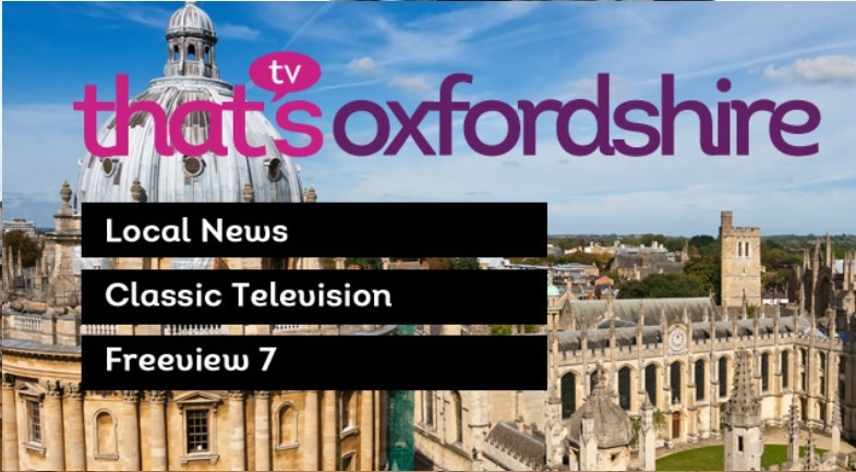 That's Oxfordshire homepage