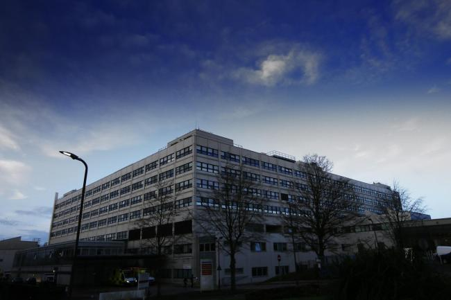 File photo of the John Radcliffe Hospital