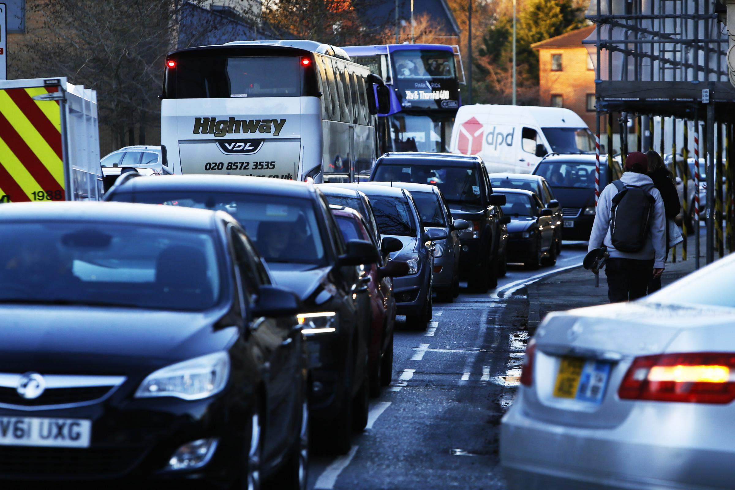 AS IT HAPPENS: Oxford traffic news during evening rush hour