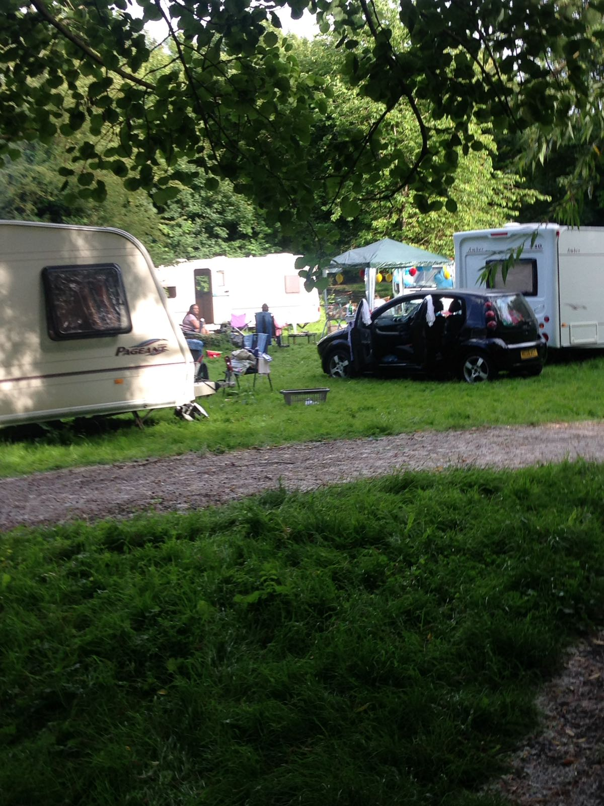 Wantage travellers: residents get fed up with nature reserve invasion