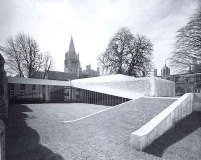 Portrait of a Building: 50 Years of Christ Church Picture Gallery