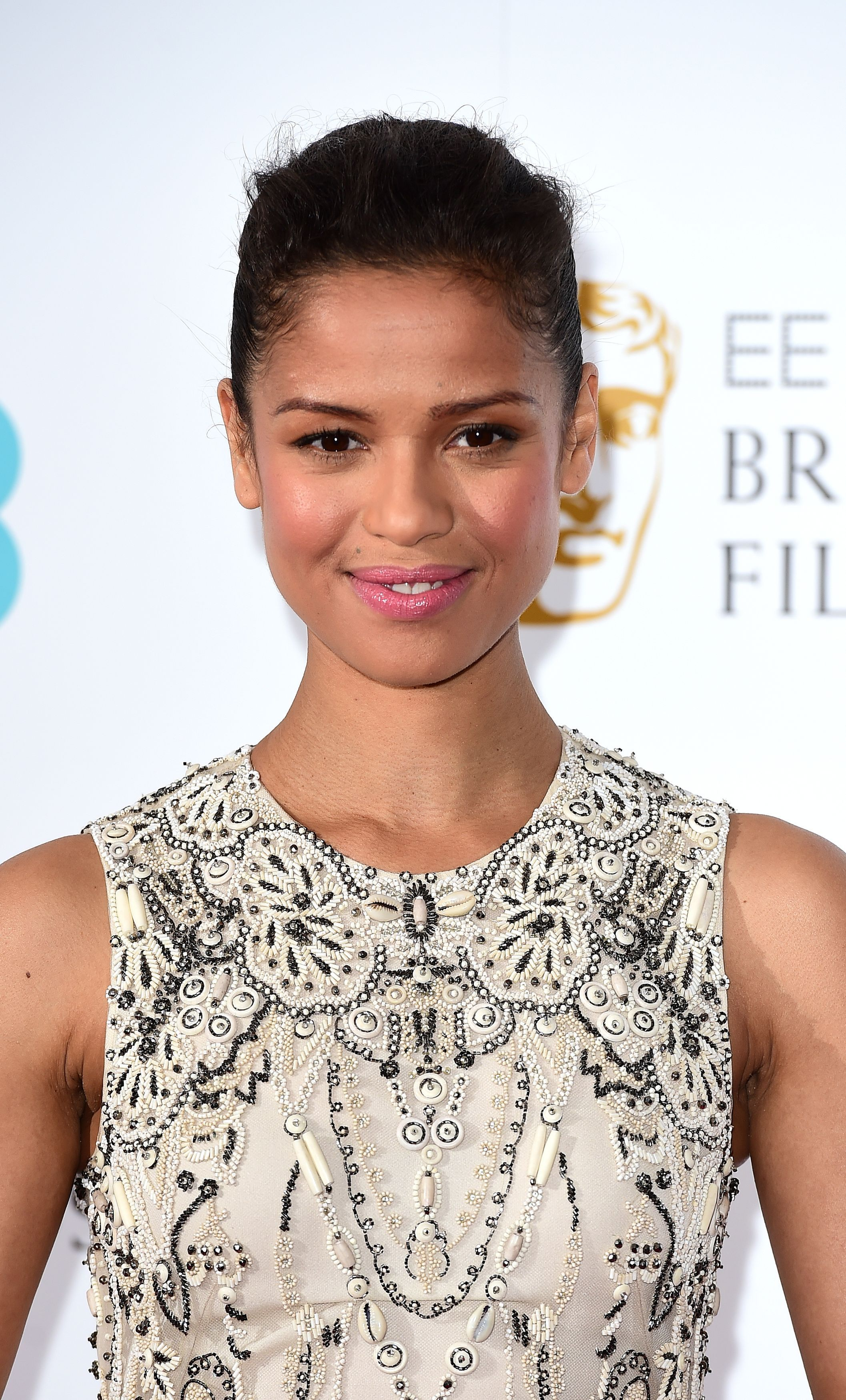 Gugu Mbatha-Raw has joined her 'idols' Dame Judi Dench and Dame Maggie Smith as an Oxford Playhouse patron Picture: Ian West/PA Wire.