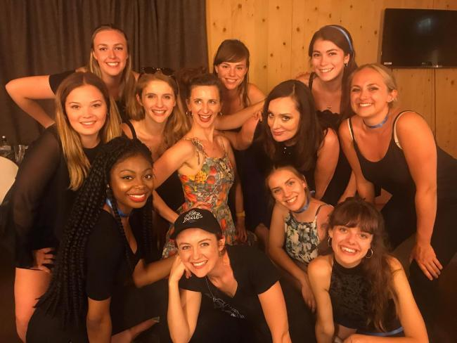 All-female Oxford acapella group need funding to perform at