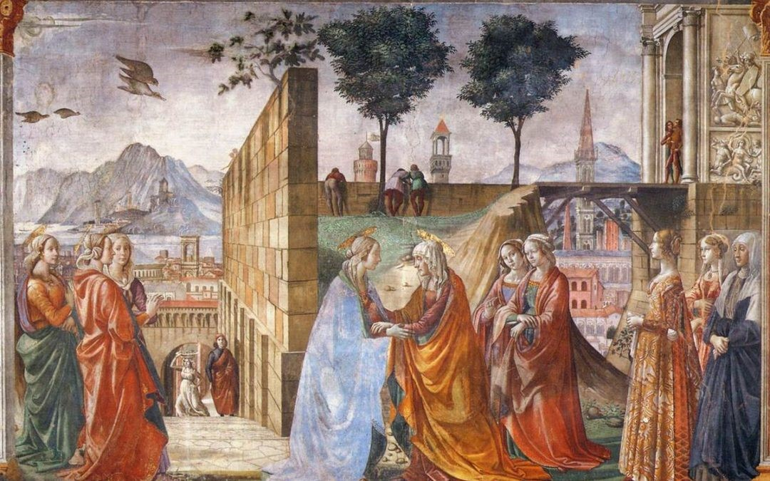 Getting under their skins: finding character & story in Renaissance Art by Lecturer Susan Dunant