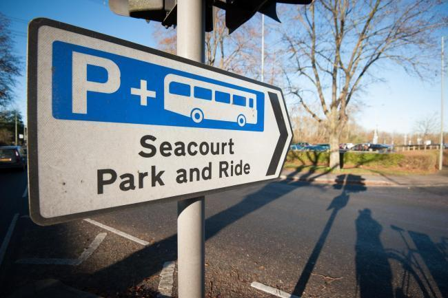 Seacourt Park and Ride extension set to begin next month