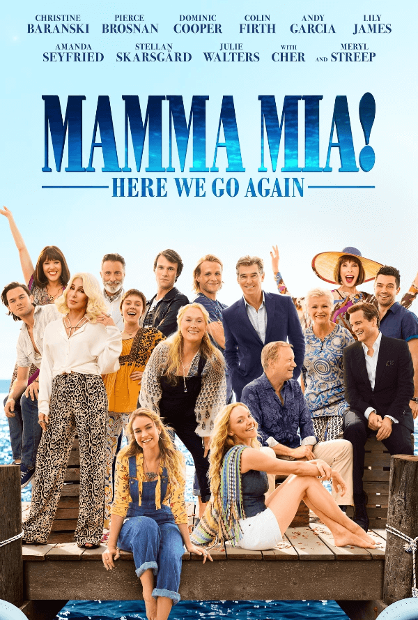 Mama Mia! Here We Go Again