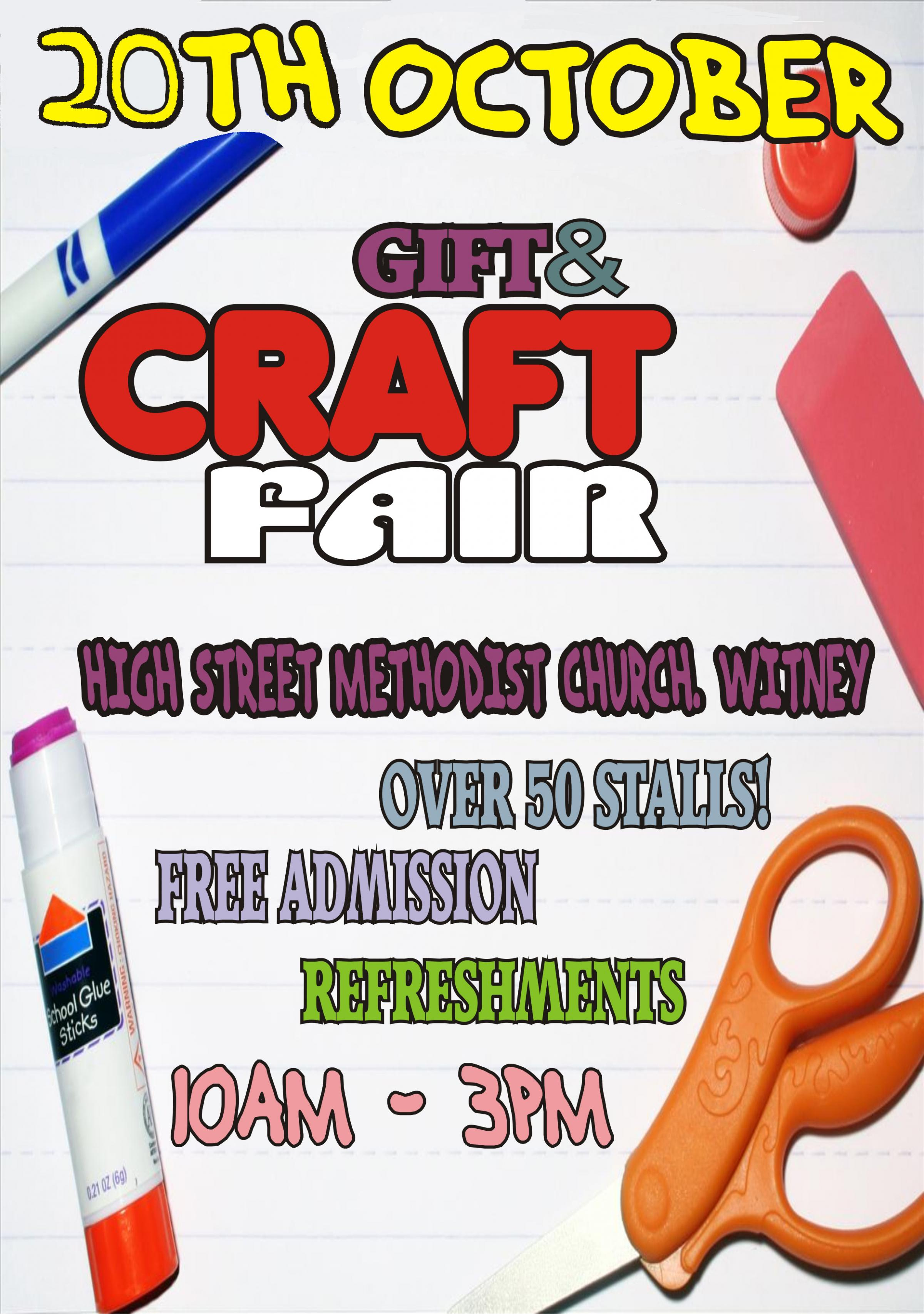 Huge Gift & Craft Fair