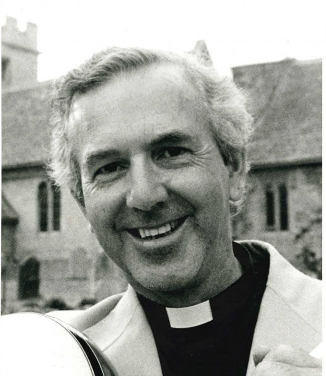 Reverend Paul Rimmer has died aged 93