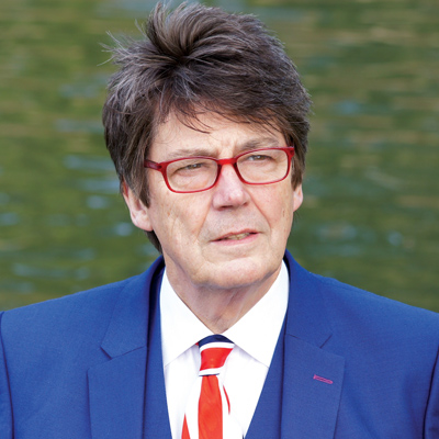 Mike Read @ Wantage Literary Festival