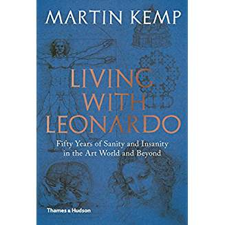 Martin Kemp 'Living with Leonardo' @ Wantage Literary Festival