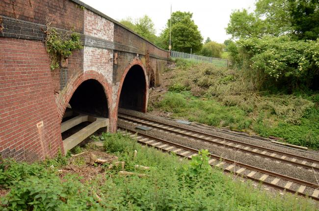Councillors refused Network Rail's plans to demolish the railway bridge for electrification work