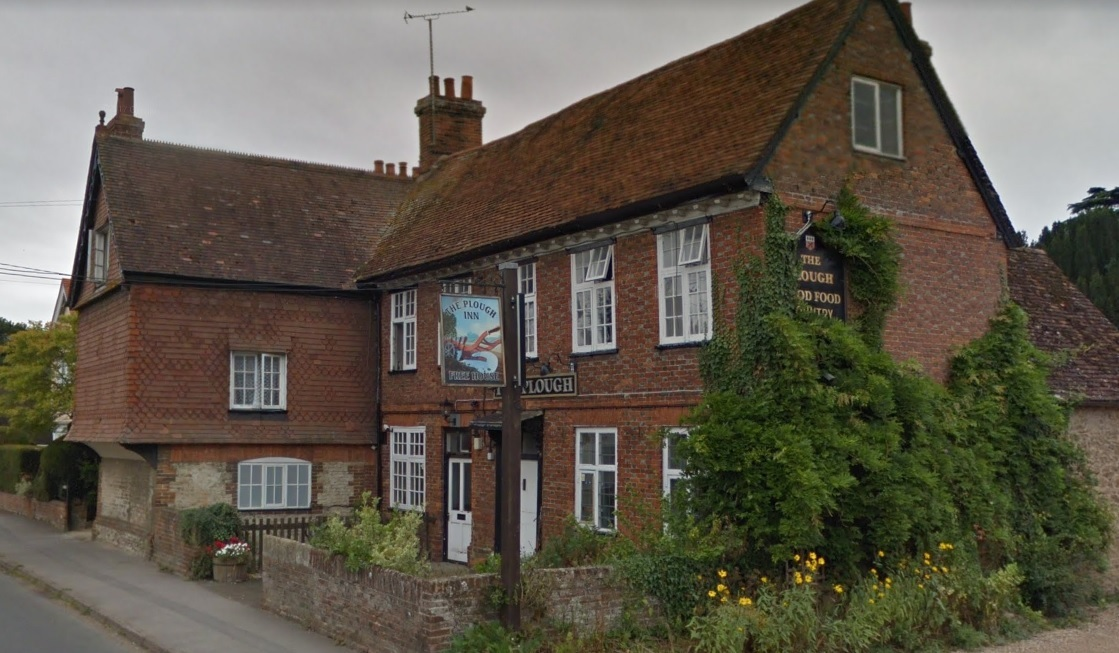 The Plough, Long Wittenham. Picture: Google Maps