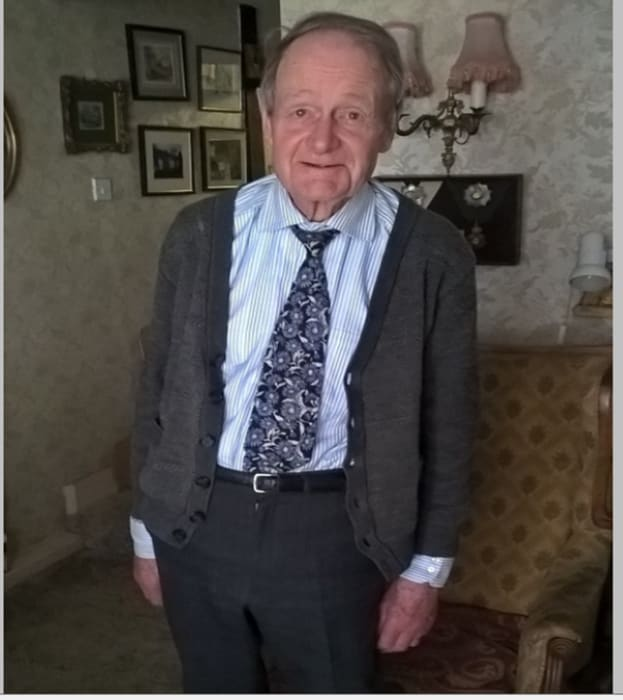 James Spence went missing this morning. Picture: Thames Valley Police