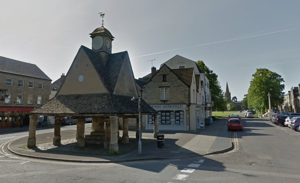 Living history: Witney town centre. Picture: Google Maps