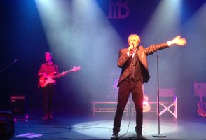 Pop Up Bowie: Award winning David Bowie tribute band