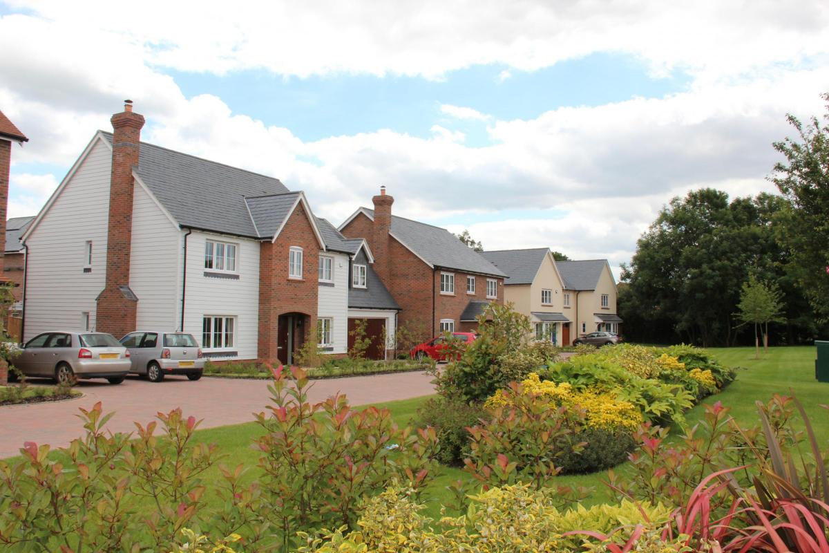 Work set to begin on latest huge new Didcot housing estate ...