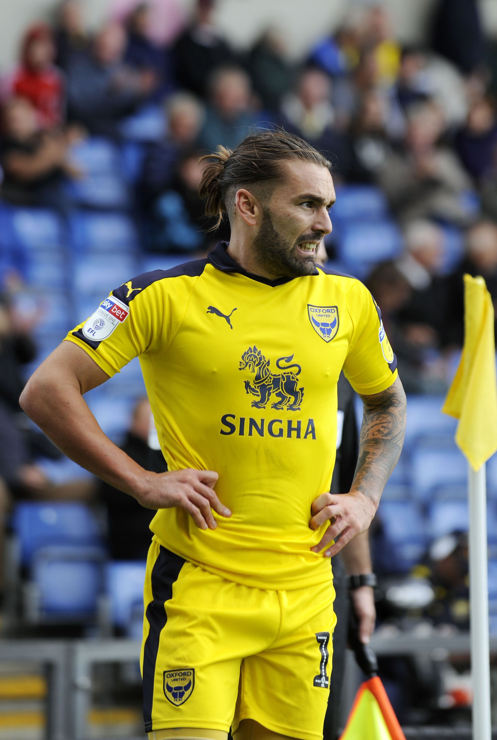 Ricky Holmes has not travelled to Plymouth