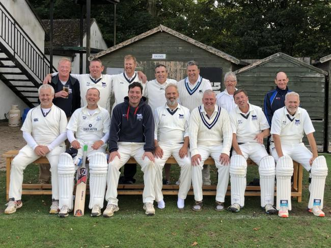 Oxfordshire Over 50s B face Bedfordshire in the final of the Southern Counties Seniors Championship today