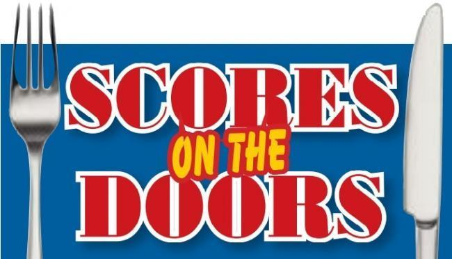 Scores On The Doors The Latest Oxfordshire Hygiene