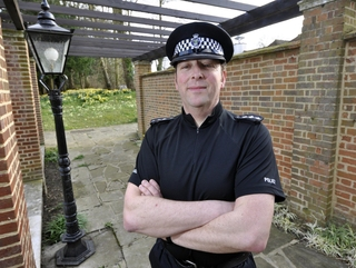 Thames Valley Police unveil updated uniform