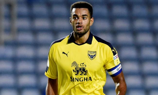 Curtis Nelson was made Oxford United captain in July 2017  Picture: David Fleming