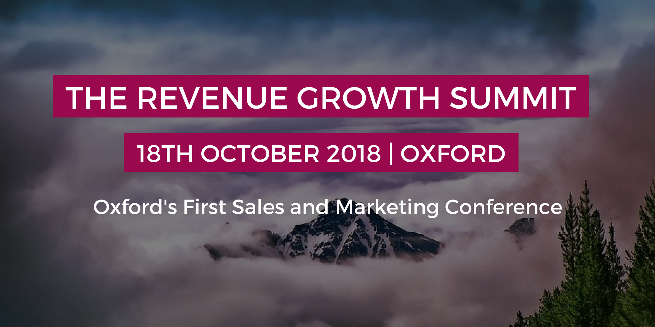 The Revenue Growth Summit