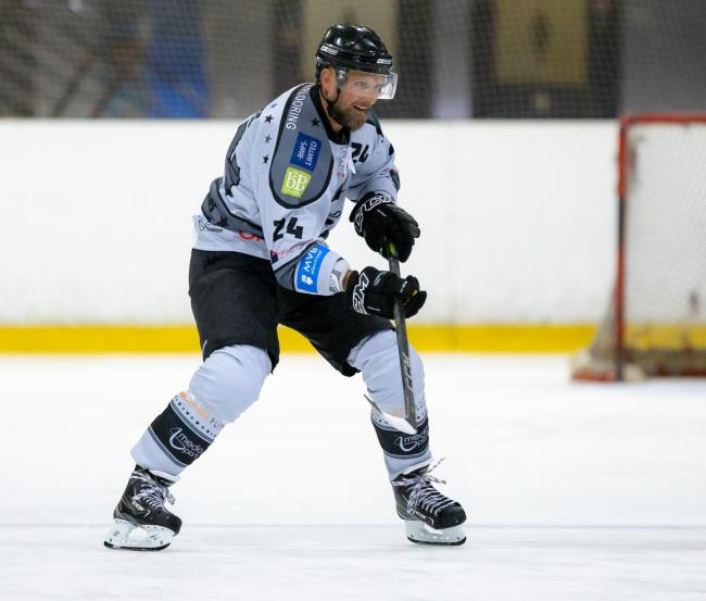 INFLUENCE: Oxford City Stars' new import Michal Oravec played a key role in Stars' victory                                              Pictures: Paul Foster